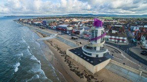 Redcar Beacon drone